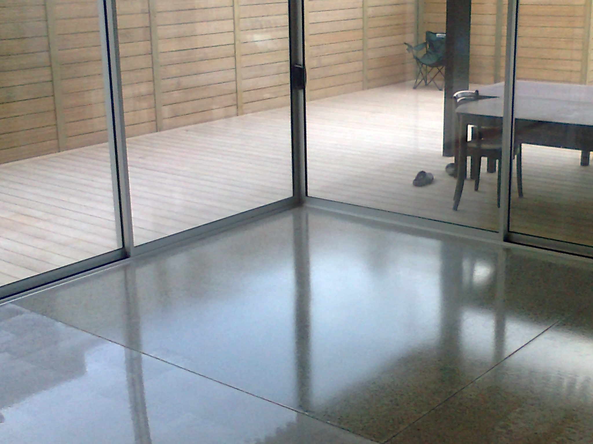 Interior And Exterior Concrete Coatings Block Honing And